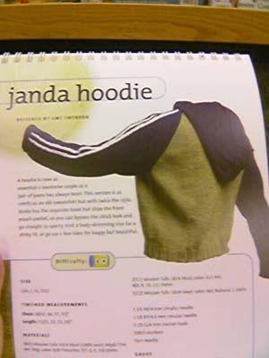 Women's janda hoodie